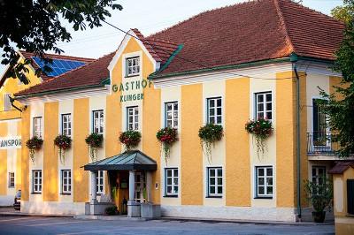 Gasthof Klinger – Wirt des Jahres 2019 Hermine und Wolfgang Klinger